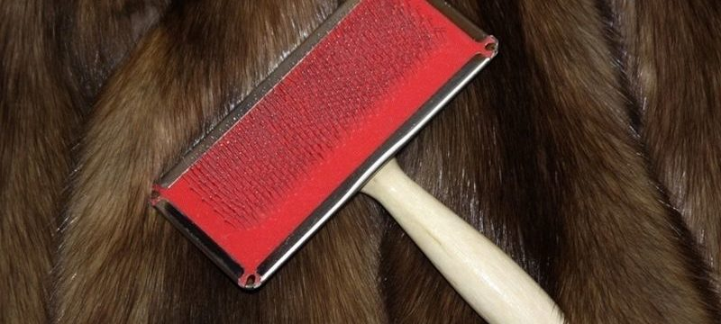 Как правильно чистить мех норки от желтизны и жира