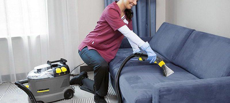 Как почистить обивку дивана из разных типов ткани