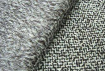Как постирать драповое пальто