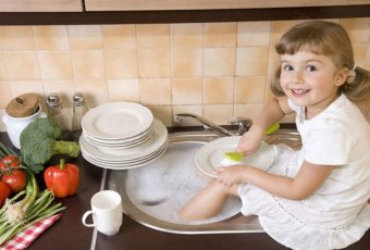 Как мыть посуду: основные правила
