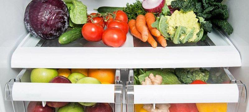 Как хранить овощи в холодильнике, чтобы не испортились