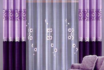 Как быстро и аккуратно погладить шторы