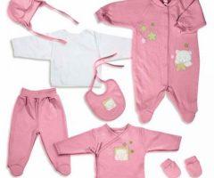Как гладить вещи для новорожденных