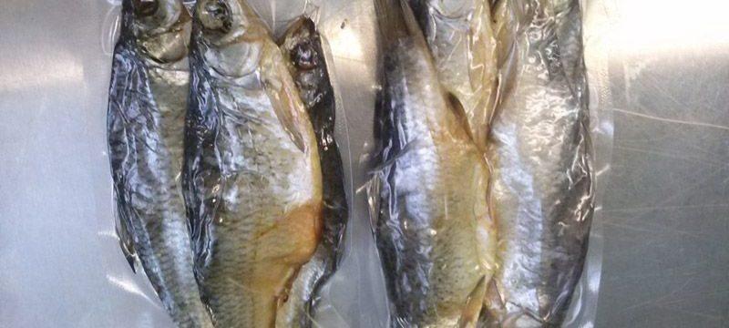 Как хранить вяленую рыбу, чтобы не пересохла