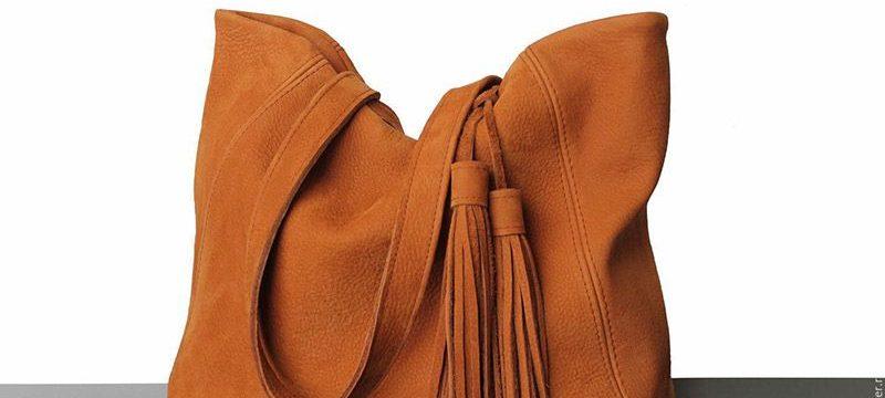 Как и чем почистить замшевую сумку от засаливания и грязи