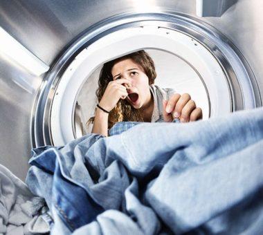 Как избавиться от запаха в стиральной машине