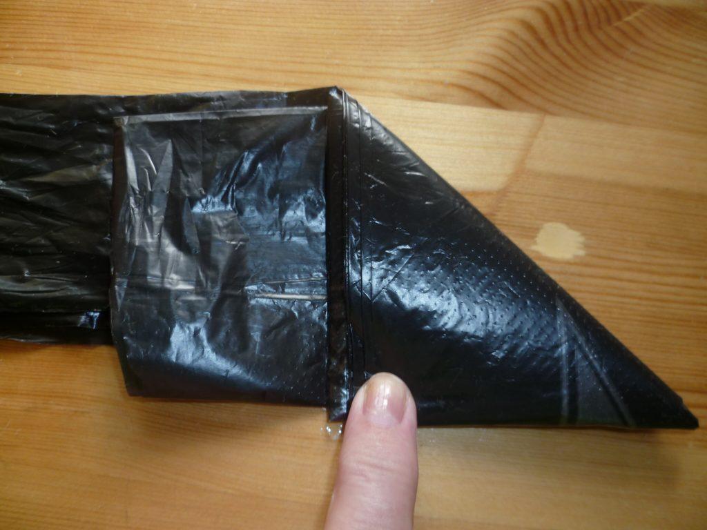 Как сложить пакеты