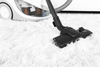 Как поднять ворс на ковре?