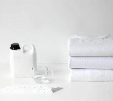Как отбелить синтетические вещи: эффективные методы
