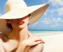 Как почистить соломенную шляпу?