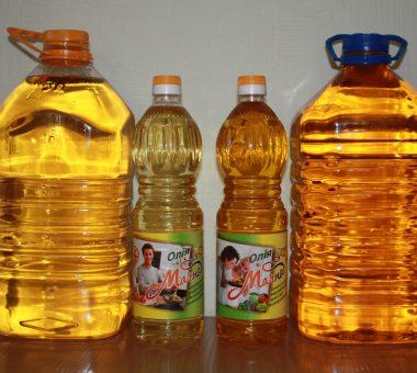 Как хранить подсолнечное масло?