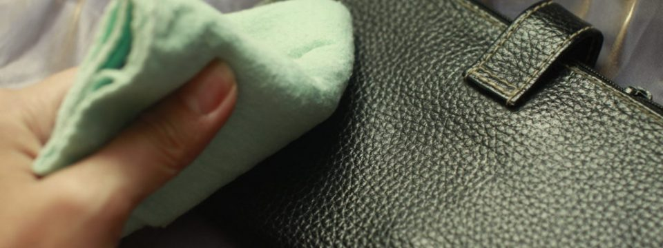 Как эффективно почистить кошелек из натуральной кожи