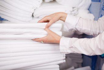 Как отбелить постельное белье