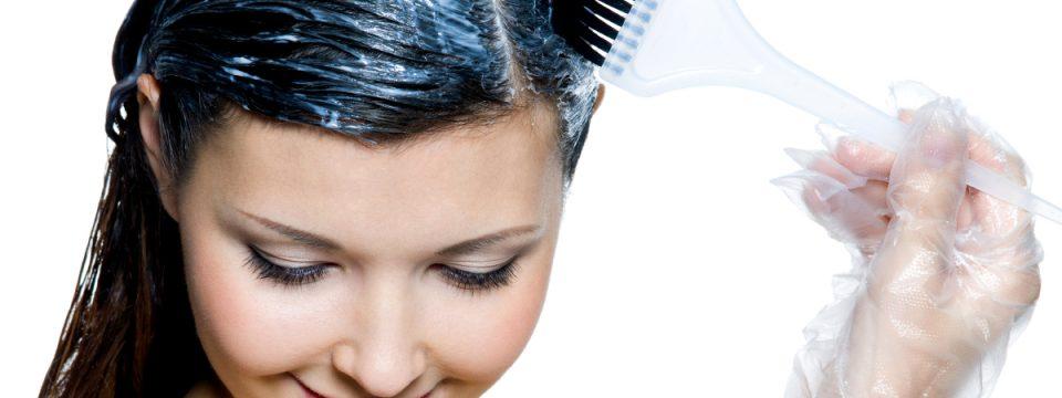 Как отстирать краску для волос с одежды?