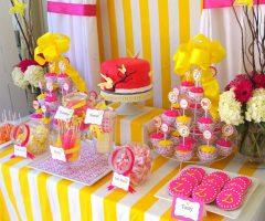 Сервировка стола на День рождения в домашних условиях: идеи в фото