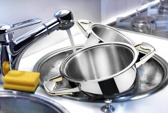 Как почистить алюминиевую посуду в домашних условиях