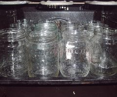 Как стерилизовать пустые банки в электрической духовке