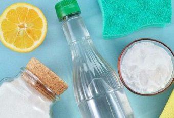 Чистящее средство для посуды из металла своими руками