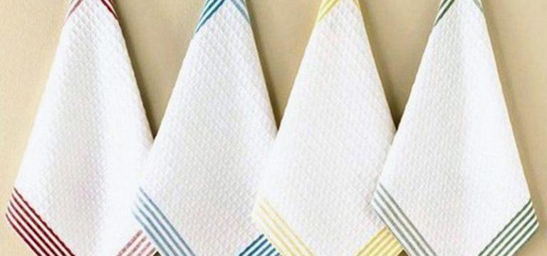 Эти методы помогут сделать полотенца белоснежными