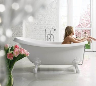 Как отмыть ванную в домашних условиях