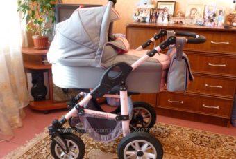 Как потирать коляску: простые способы