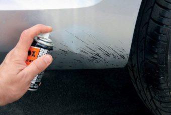 Чем отмыть битум с автомобиля