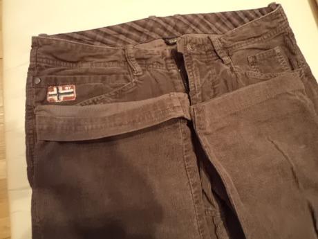 Как стирать вельветовые брюки, чтобы не было полос
