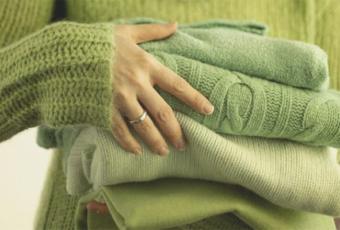 Как и чем стирать шерстяные вещи