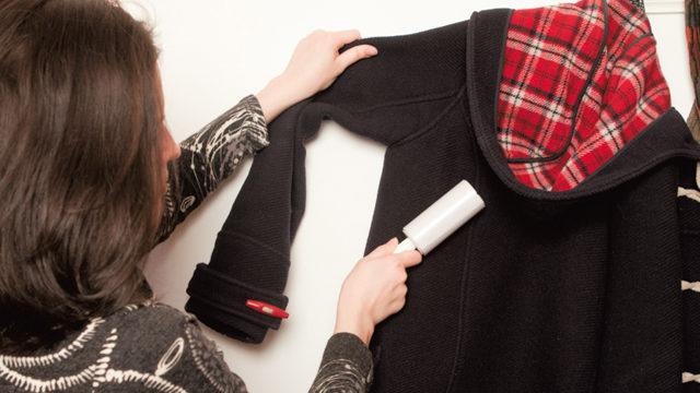Сухая чистка одежды в домашних условиях