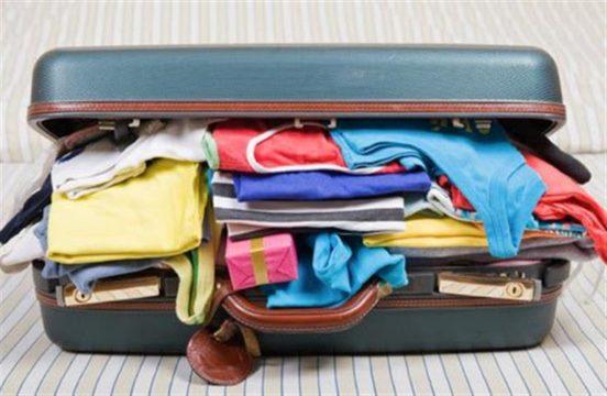 Упаковать чемодан