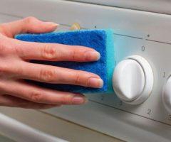Как очистить ручки у плиты за 2 минуты — ТОП-5 эффективных простых способов