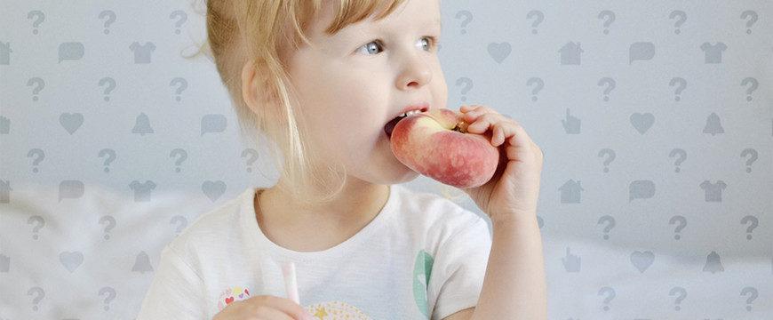 Как быстро удалить пятно от персика — 11 простых способов