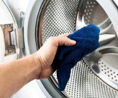Как правильно чистить машину автомат от грязи и неприятного запаха внутри