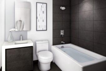 Современный дизайн ванной комнаты: тенденции, идеи с фото
