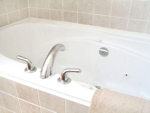 Загрязнение ванны