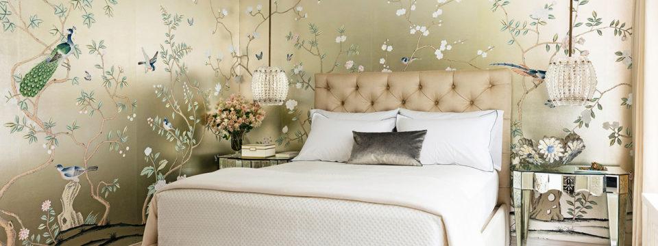 Современные тенденции для дизайна спальни в 2018 году