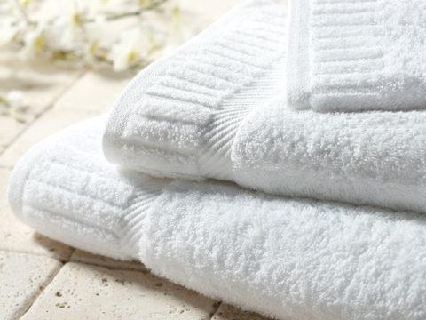 Чистые полотенца для кухни