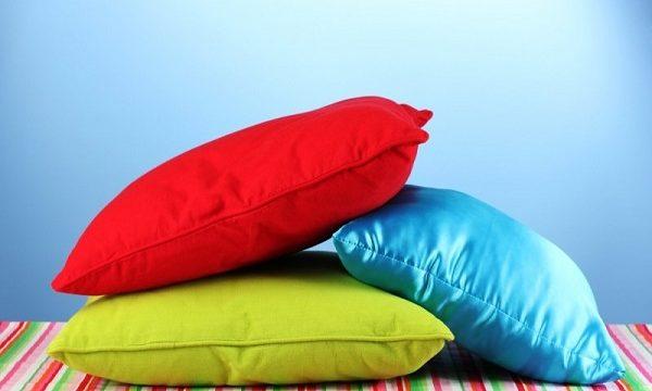 Как постирать подушку из пера в стиральной машинке