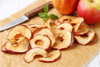 Готовим сухофрукт сами – 6 способов правильной сушки яблок