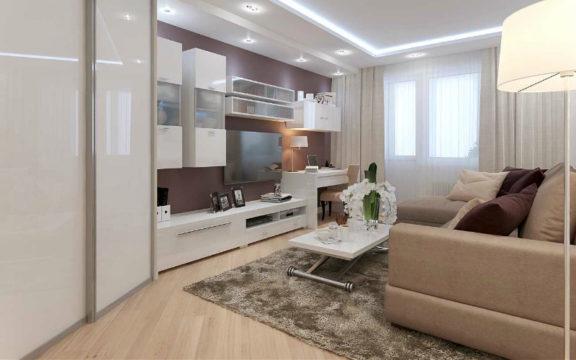 Мебель в светлых тонах