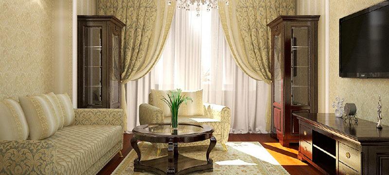 Дизайн гостиной 19 кв. м — как красиво обустроить комнату в панельном доме