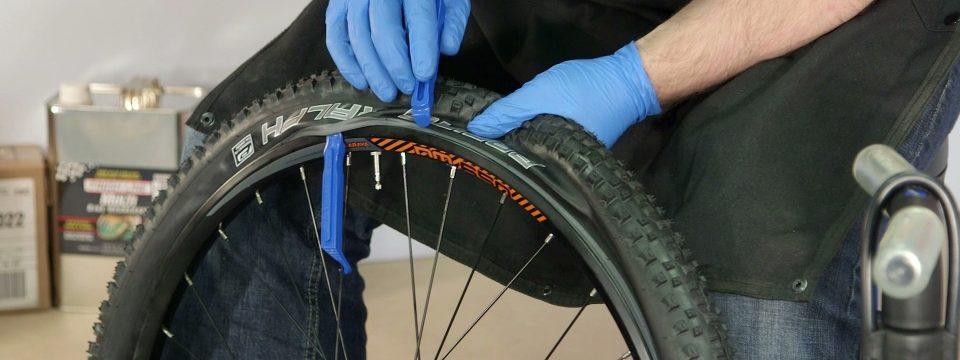 Легко починим камеру велосипеда дома с помощью простых действий