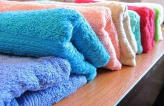 Как сделать махровые полотенца мягкими и пушистыми