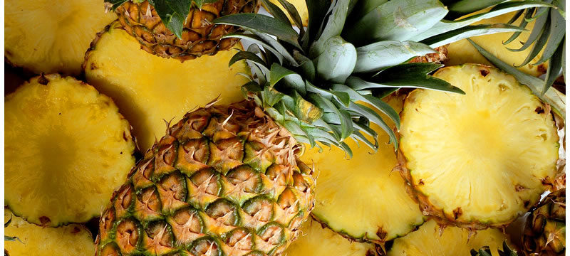 Отличные способы как очистить ананас ножом в домашних условиях