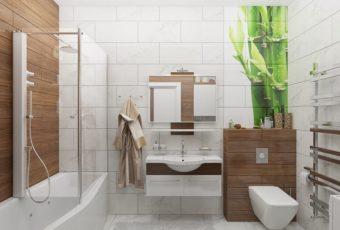 Современный дизайн ванной комнаты на 2018 год