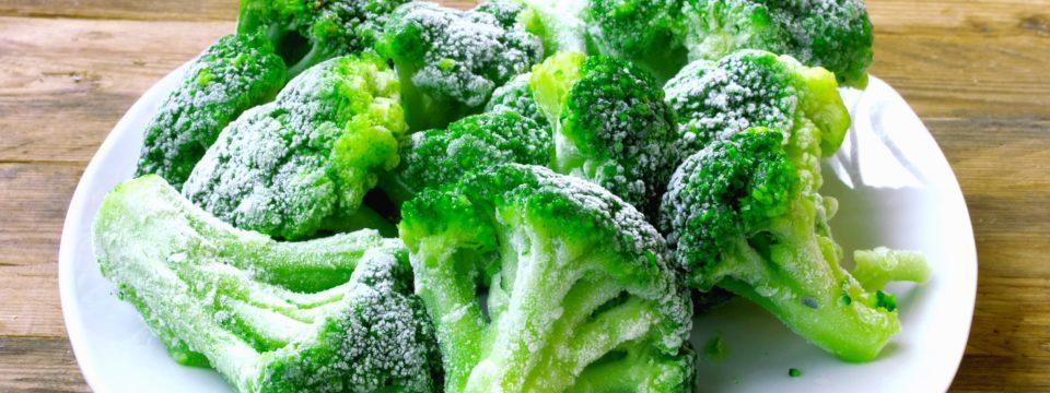 Как заморозить брокколи на зиму в домашних условиях