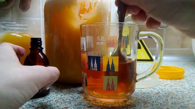 Проверяем мед