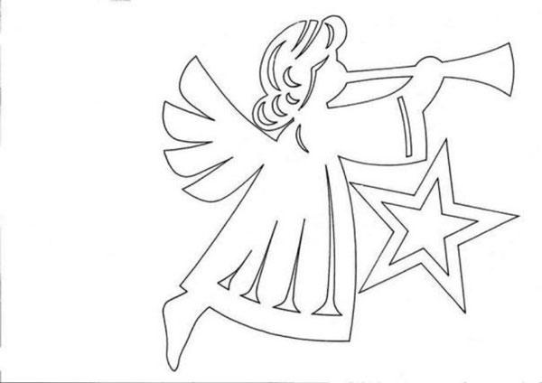 Ангел с трубой