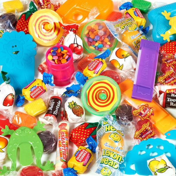 конфеты для пиньяты