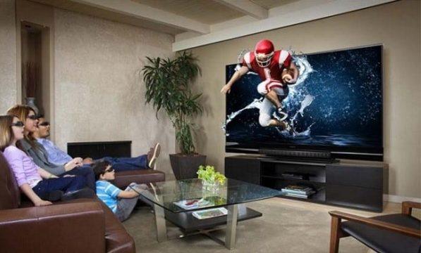 3д телевизор для дома